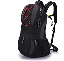 Lily's Locker - 20L Trekking Backpack (47cm x 26cm x 15cm) Man and Women Outdoor Hiking Rucksack for Casual Climbing Cycling Hiking Biking and other Activites