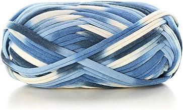 DIY T-Shirt Yarn,Recyled Fabric Yarn,Home Textile Yarn,Crochet Yarn,Storage Basket Yarn,Woven Bracelet Yarn,Bag Yarn,Upcyc...