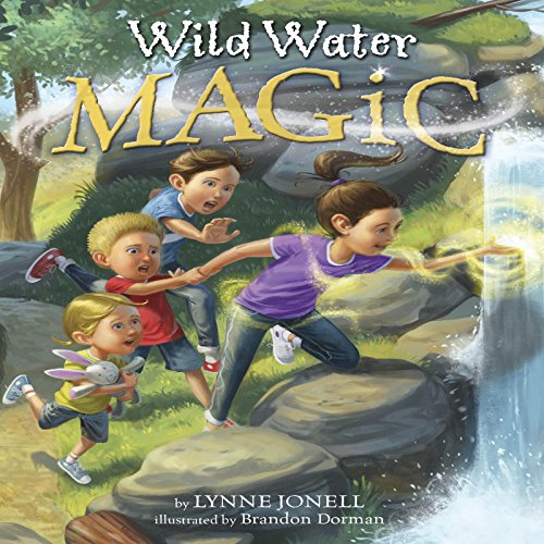 Wild Water Magic audiobook cover art
