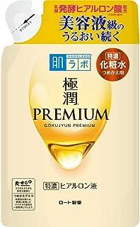 肌ラボ 極潤プレミアム ヒアルロン液 化粧水 詰替え用 170ミリリットル (x 1)