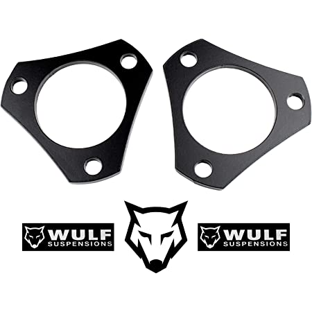 """ONE 1//2/"""" Front Lift Kit For 1999-2006 Toyota Tundra 2WD//4WD Strut Spacer Plate"""