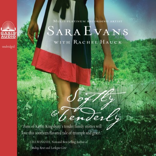 Softly and Tenderly audiobook cover art