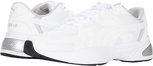 Puma White/High-Rise/Puma Black