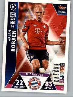 Panini FC Bayern München 2018//19 Leon Goretzka Sticker 73