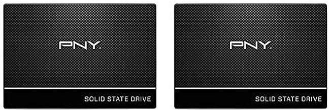 """PNY CS900 240GB 2.5"""" Sata III Internal Solid State Drive (SSD) - (SSD7CS900-240-RB) and PNY CS900 120GB 2.5"""" Sata III Inte..."""