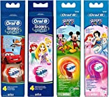Oral-B Stages Power Kids Replacement Electric Toothbrush Heads...