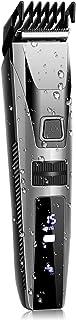 comprar comparacion Cortapelos Impermeable con Peine-guía Todo en 1 Cortadora de Pelo con Pantalla LED Maquina Cortar Pelo Profesional Batería...