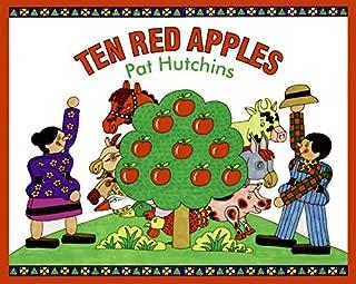 Ten Red Apples