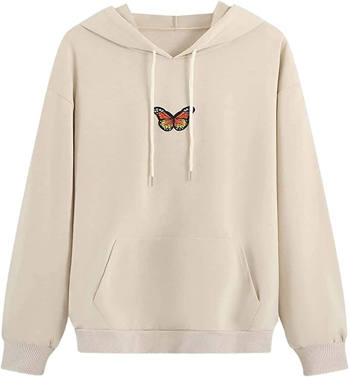 dip dye butterfly sweater Tumblr