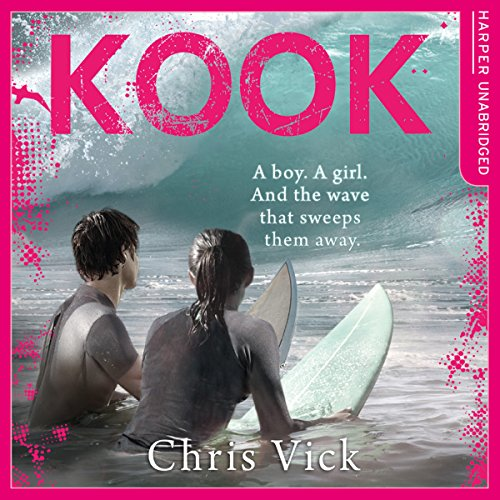 Kook audiobook cover art