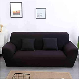 Elastic Sofa Cover Sofa Slipcovers Cotton Sofa Covers for Living Room Sofa Slipcover Couch Cover 1/2/3/4 Seater,02,Four Seater