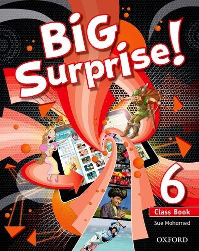 Big Surprise! 6. Class Book - 9780194516419
