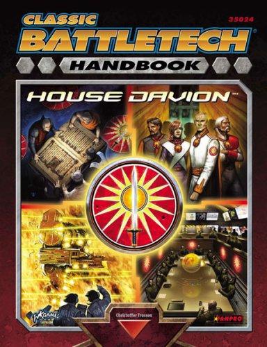 Handbook House Davion (Classic Battletech)