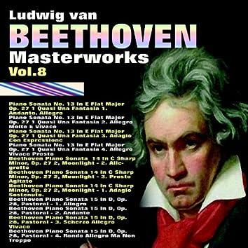 Ludwig van Beethoven Masterworks Vol.8
