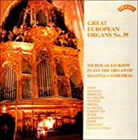 Great European Organs No. 39