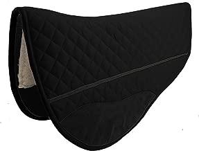 Tahoe Double Back Fleece & Wool Felt Padding Barrel Saddle Pad
