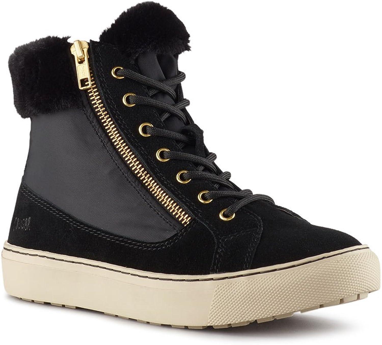 COUGAR Women's Dublin Sneaker in Black