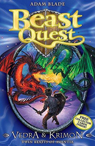 Vedra & Krimon Twin Beasts of Avantia: Special (Beast Quest)