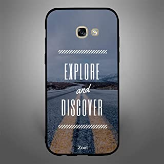 Samsung Galaxy A5 2017 Explore and DisCase Cover, Zoot Designer Phone Covers