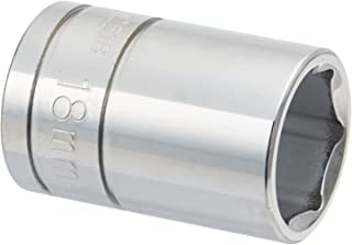 12-Point 1-Inch Williams 32232 1//2-Inch Drive Shallow Socket