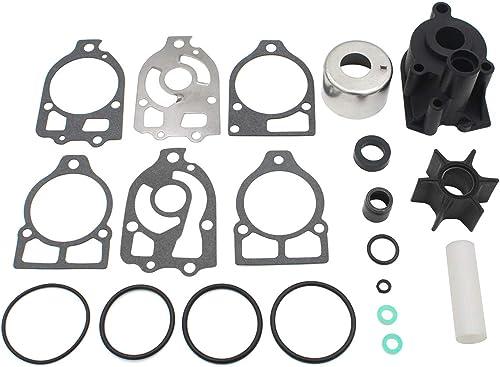 lowest Water Pump Impeller Kit outlet sale Replaces Mercury Mercruiser Alpha discount One 46-96148A8 46-96148Q8 online sale