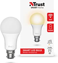 Trust Smart Home Smart WiFi ledlamp B22