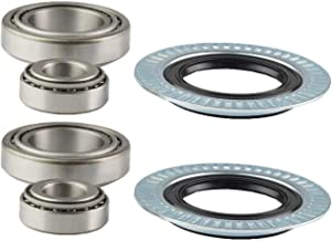 Bapmic 2203300725 Front Wheel Hub Bearing Kit for Mercedes-Benz W220 S500 S430 (Pack of 2)