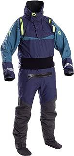 Typhoon Multisport 5 Sk Drysuit Dry Suit Navy/Teal. Waterproof & Breathable - TX4 Breathable Fabric