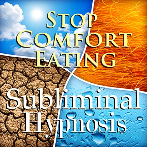 Stop Comfort Eating Subliminal Affirmations audiobook cover art