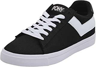Pony Womens Top-Star-Lo-Core-Canvas Sneakers Shoes