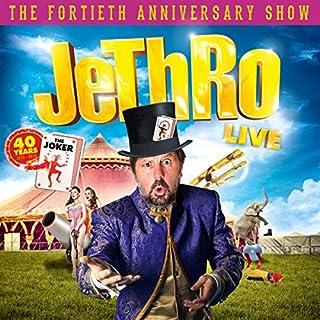 Jethro Live: 40 Years the Joker cover art