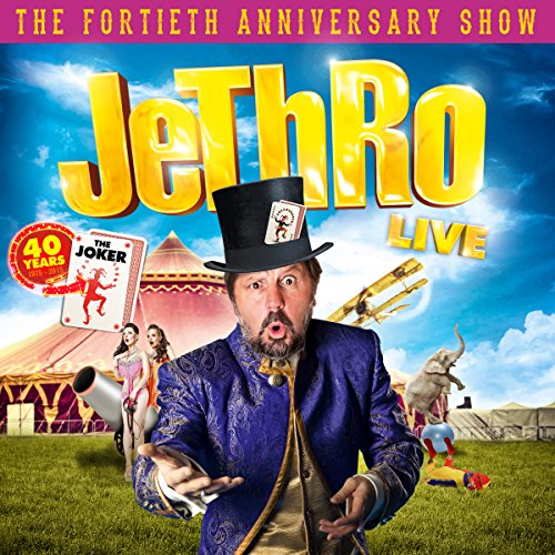 Jethro Live: 40 Years the Joker cover art