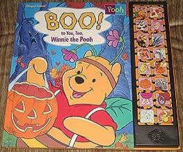 Boo! to you, too, Winnie the Pooh