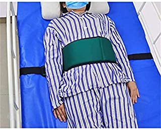 HNYG Bed Restraint Straps Chest Medical Restraints Elderly Cares Safety System Guard Soft Personal Roll Belt Control Limb