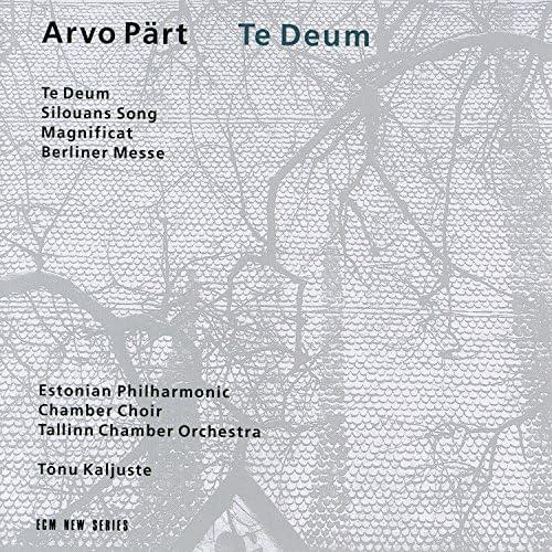 Tõnu Kaljuste, Estonian Philharmonic Chamber Choir & Tallin Chamber Orchestra