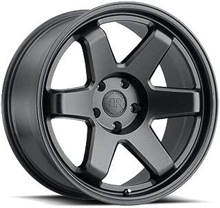 BLACK RHINO Rim Roku 17X9.50 6x5.5 Offset 12 Gunblack (Qty of 1)