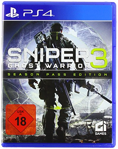 Sniper Ghost Warrior 3 - Season Pass Edition - PlayStation 4 [Importación alemana]