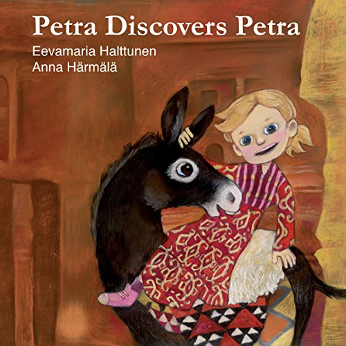 Petra Discovers Petra audiobook cover art