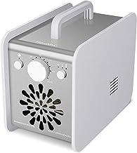 HERAVAC OG-75 Ozone Generator Machine 7,000mg/h Industrial O3 Advanced Ionizer Air Purifier, Smoke Eater, Room Deodorizer and Odor Neutralizer (GREY) (GREY) (A-GREY)
