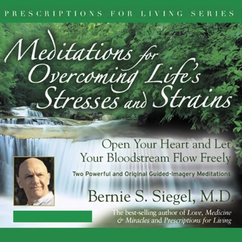 Meditations for Overcoming Life's Stresses and Strain audiobook cover art