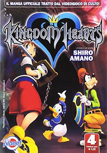KINGDOM HEARTS 4 DISNEY PLANET