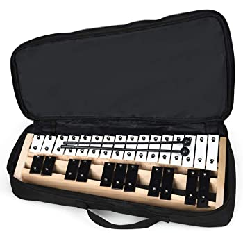 YAMAHA TX-6 Classic Desktop Xylophone 32 Key Board F-C With Mallet JAPAN NEW F//S