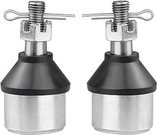 Zinger A-Arm Ball Joints for Almost All Polaris ATV,Sportsman 500 570 700 800,ACE 325, Ranger 400 500 700 etc,Polaris OEM Part NO.#: 7061130,7061153, 7061158,7080364, 7080673, 7080927