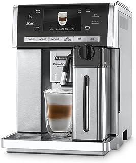 Delonghi 德龙 彩屏家用商用全自动咖啡机esam6900.m 银色 均码