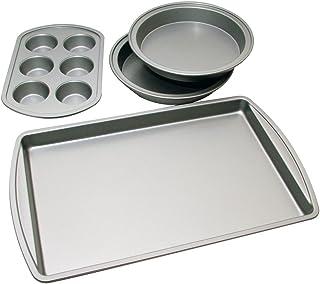 Kitchen Elements 4-Piece Starter Bakeware Set