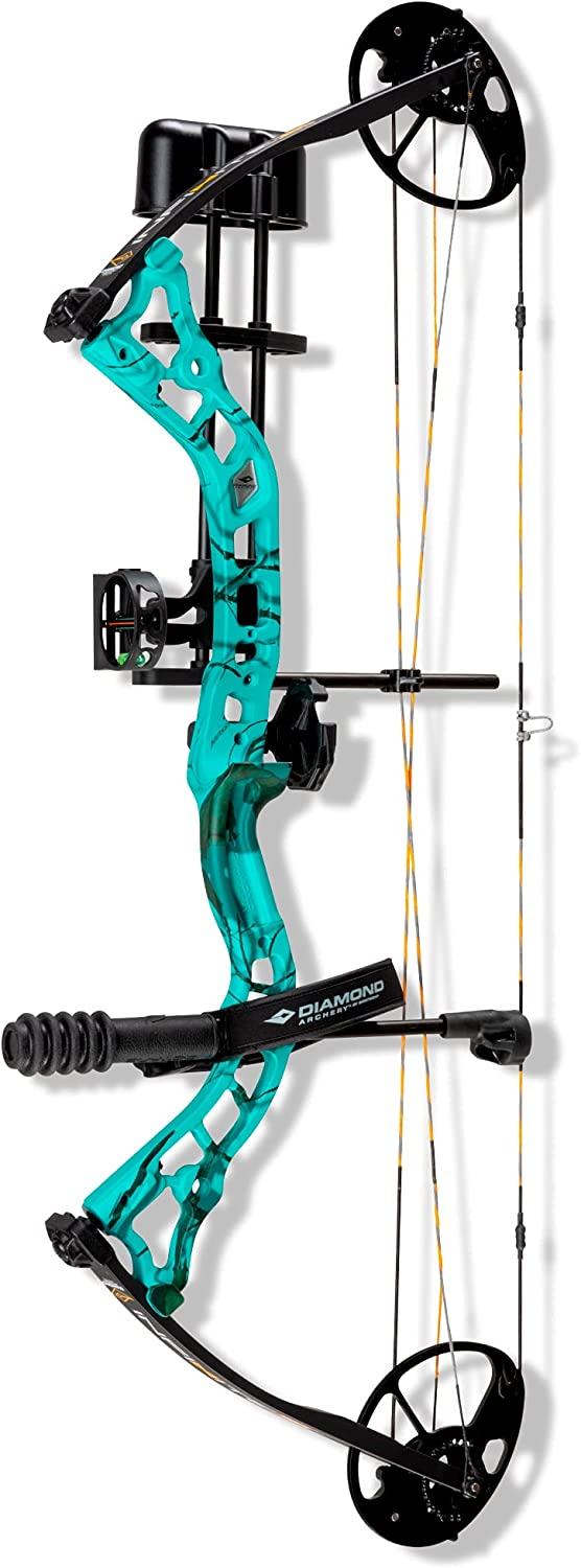 Max 66% OFF Diamond Archery Infinite 305 Compound Max 80% OFF Bow lbs 70 Teal - Roots