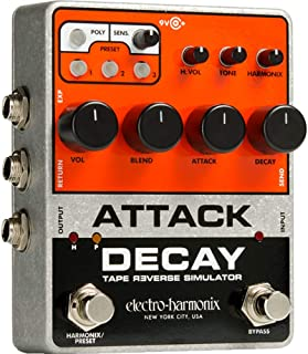 Electro Harmonix Attack Decay Effects Pedal