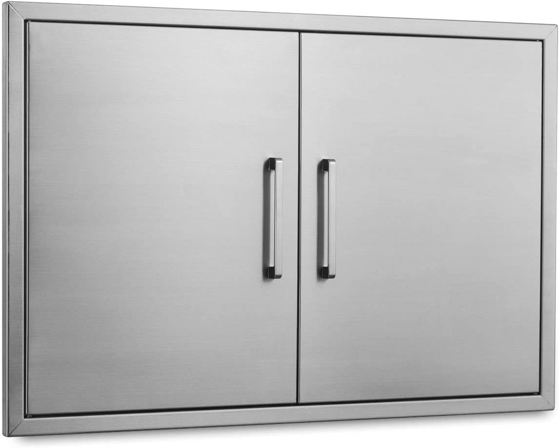 """30"""" Outdoor Kitchen Door Store Stainless Access BBQ 3 Steel OFFicial store"""