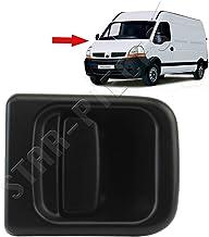 DULALA Poign/ées de Porte ext/érieures Poign/ée de Porte de Voiture pour Renault Master Vauxhall Movano 806067794R 806073022R 806075963R
