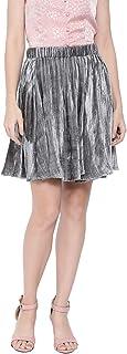 oxolloxo Women's Polyester Skirt